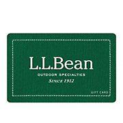 L.L. Bean $25 Gift Card