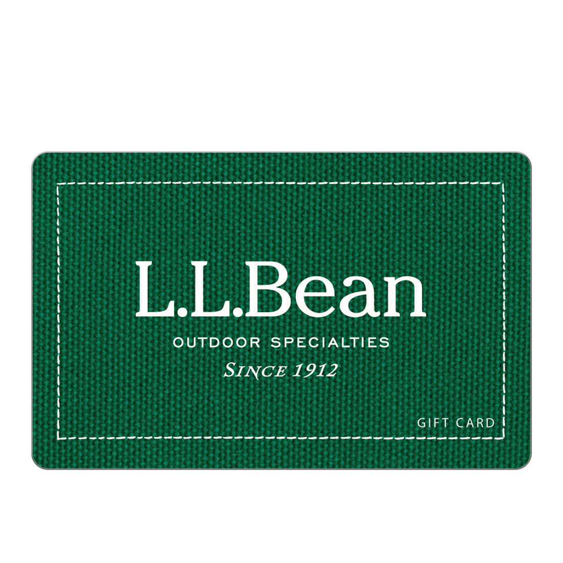 photograph about Llbean Printable Coupon called L.L. Bean $50 Present Card