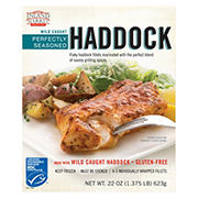 Inland Market Wild Caught Perfectly Seasoned Haddock, 22 oz.