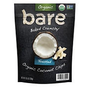 Bare Toasted Coconut Chips, 10.5 oz.