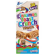 General Mills Cinnamon Toast Crunch Treat Bars, 36 ct.