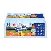 Snapple MLB Peach Tea & Lemonade Variety Pack, 24 pk./20 fl. oz.