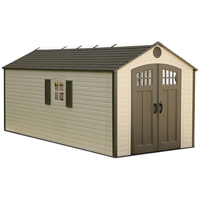 Lifetime 8' x 20' Storage Shed