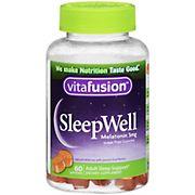 Vitafusion SleepWell Sugar Free Adult Sleep Support Gummy, 60 ct.