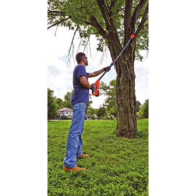 Black & Decker 20V Pole Saw