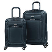 Samsonite Sphere 2-Pc. Softside Luggage Set - Teal