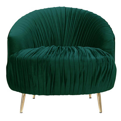 Picket House Furnishings Penelope Accent Chair - Emerald