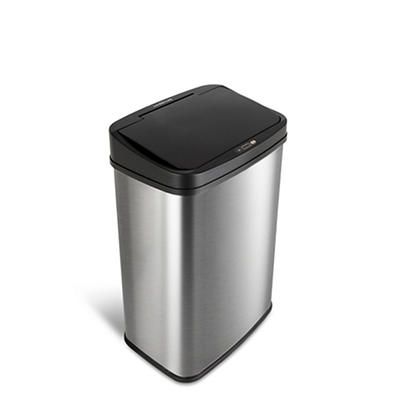 Nine Stars 13.2-Gal. Motion Sensor Trash Can