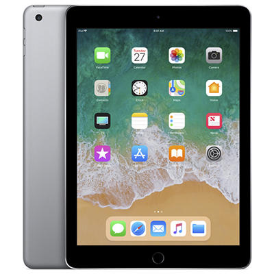 "iPad 9.7"", 128GB - Space Gray"