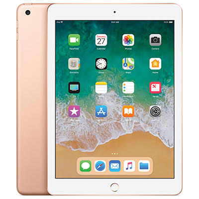 "iPad 9.7"", 128GB - Gold"