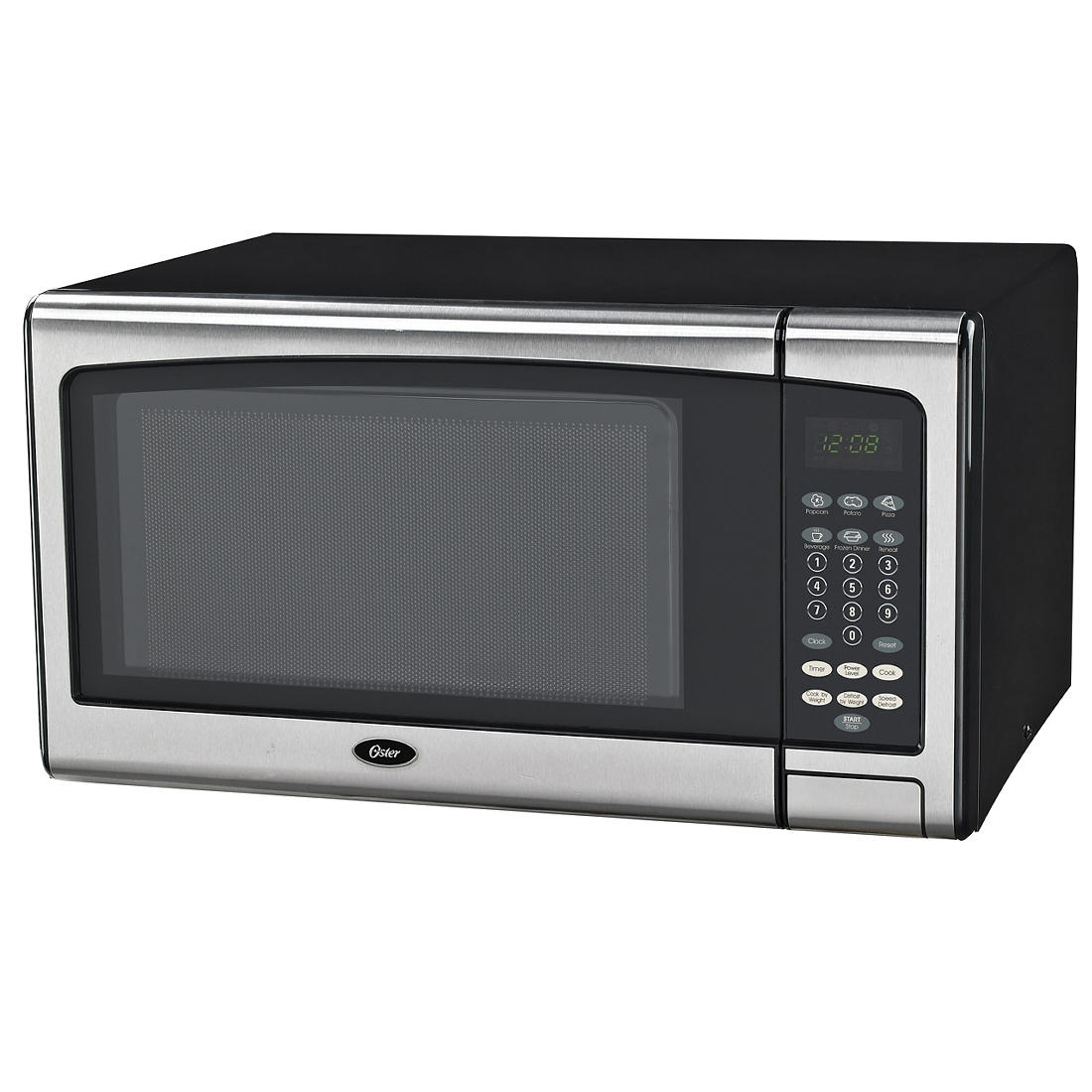 Oster 1 Cu Ft 000w Microwave Oven Stainless