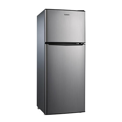 Galanz 4.6-Cu.-Ft. Dual-Door Refrigerator - Stainless