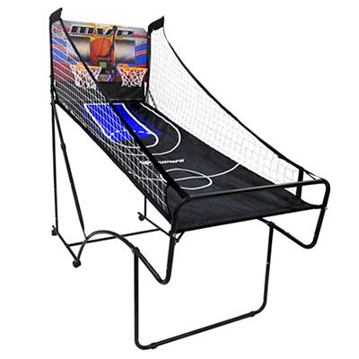 "Triumph 60"" Space Saver 2-Player Basketball"