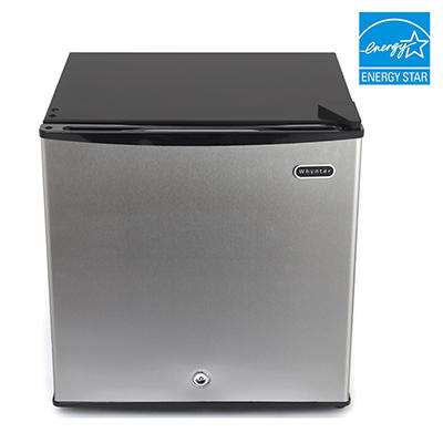 Whynter 1.1-Cu.-Ft. Upright Freezer - Stainless Steel