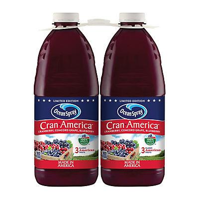 Ocean Spray Cran-America, 2 pk./ 96 oz.