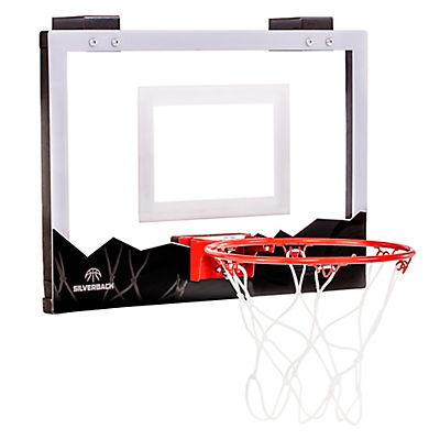 """Silverback 18"""" Over-The-Door Basketball Hoop"""