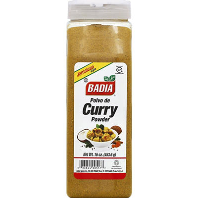Badia Jamaican Style Curry Powder, 16 oz.