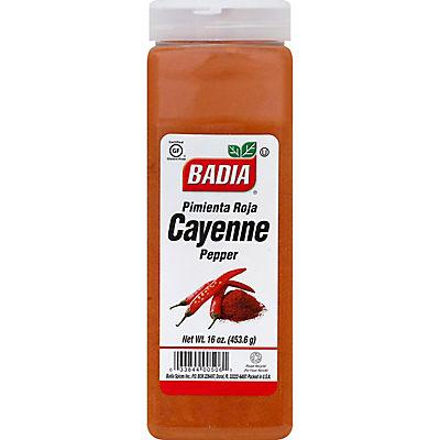 Badia Cayenne Red Pepper Seasoning, 16 oz.