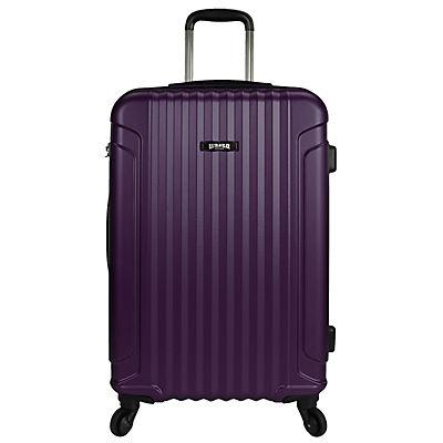 "U.S. Traveler Akron 25"" Hardside Spinner - Purple"