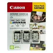 Canon PG245XL and CL246 Ink Combo Pack