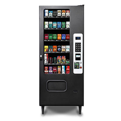 Selectivend Tobacco Vending Machine with Credit Card Reader