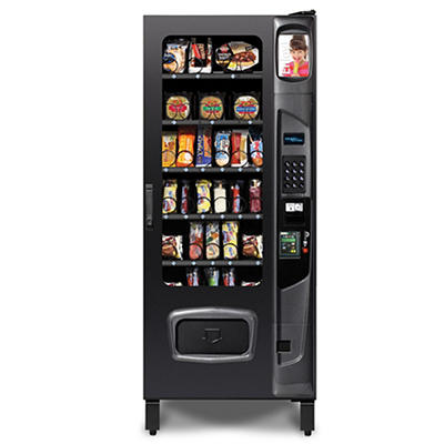 Selectivend Frozen Food Vending Machine with Credit Card Reader