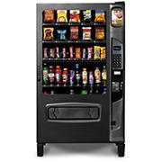 Selectivend DZ5 40-395 Snack and Beverage Vending Machine Online with Credit Card Reader