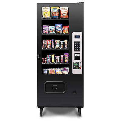 Vending Machines With Credit Card Readers
