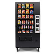 Selectivend SV-4 32-Selection Snack Vending Machine with Credit Card Reader