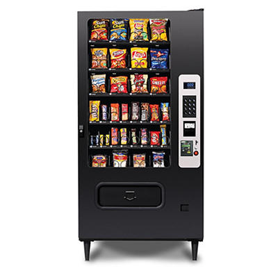 Selectivend SV-4 32-Selection Snack Vending Machine with Credit Card R