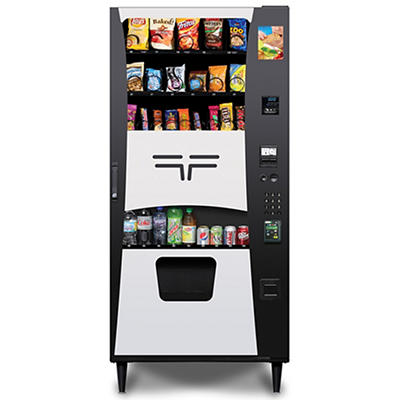 Selectivend SV 9-20 Snack and Beverage Vending Machine with Credit Car