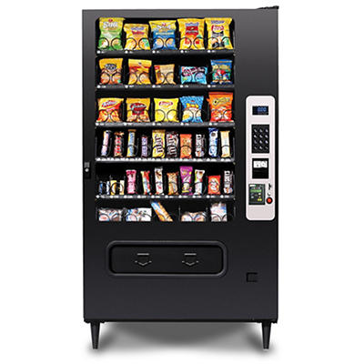 Selectivend SV5 Snack Vending Machine with Credit Card Reader