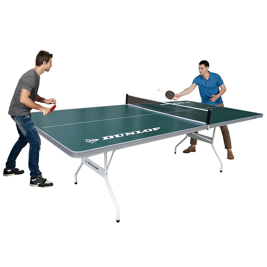 Incredible Dunlop Mid Size Portable Table Tennis Set Download Free Architecture Designs Intelgarnamadebymaigaardcom