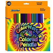 ColorWorld Colored Pencils, 48 ct.