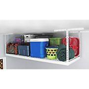 "SafeRacks 3' x 8' Overhead Storage Rack, 12""-21"" Ceiling Drop"