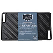Berkley Jensen Cast Iron Griddle