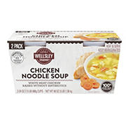 Wellsley Farms Chicken Noodle Soup, 2 pk./24 oz.
