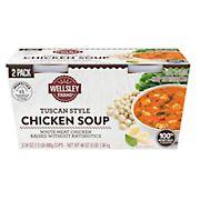 Wellsley Farms Tuscan Chicken Soup, 2 ct./24 oz.