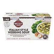 Wellsley Farms Italian Wedding Soup, 2 pk./24 oz.