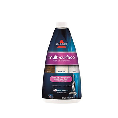 BISSELL Spring Breeze Multi-Surface Floor Cleaning Formula, 32 fl. oz.