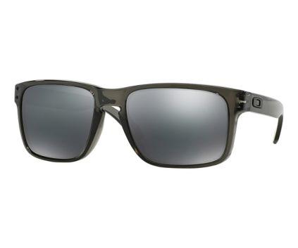 e13525c48ce87 Oakley Holbrook Men s Sunglasses - Gray Smoke Frame Black Iridium ...