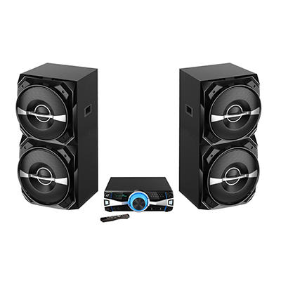 BriteLite Edison Professional Party System 2500 Bluetooth Speaker Syst