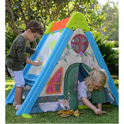 Famosa 3-in-1 Play & Fold Activity Set
