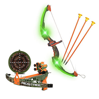 RealTree Archery and Crossbow Set