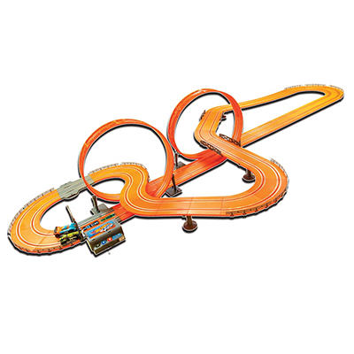 Hot Wheels 50th Anniversary Slot Track Set