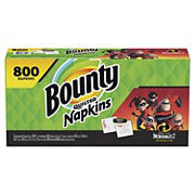 Bounty Paper Napkins, 800 ct. - Incredibles