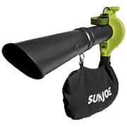 Sun Joe 3-in-1 13-Amp Electric Blower, Vacuum and Mulcher