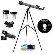 Galileo 600mm x 50mm Refractor Telescope
