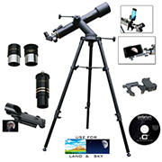 Cassini 600mm x 90mm Refractor Telescope with Smart Phone Adapter