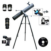 Cassini 1000mm x 120mm Reflector Telescope with Smart Phone Adapter